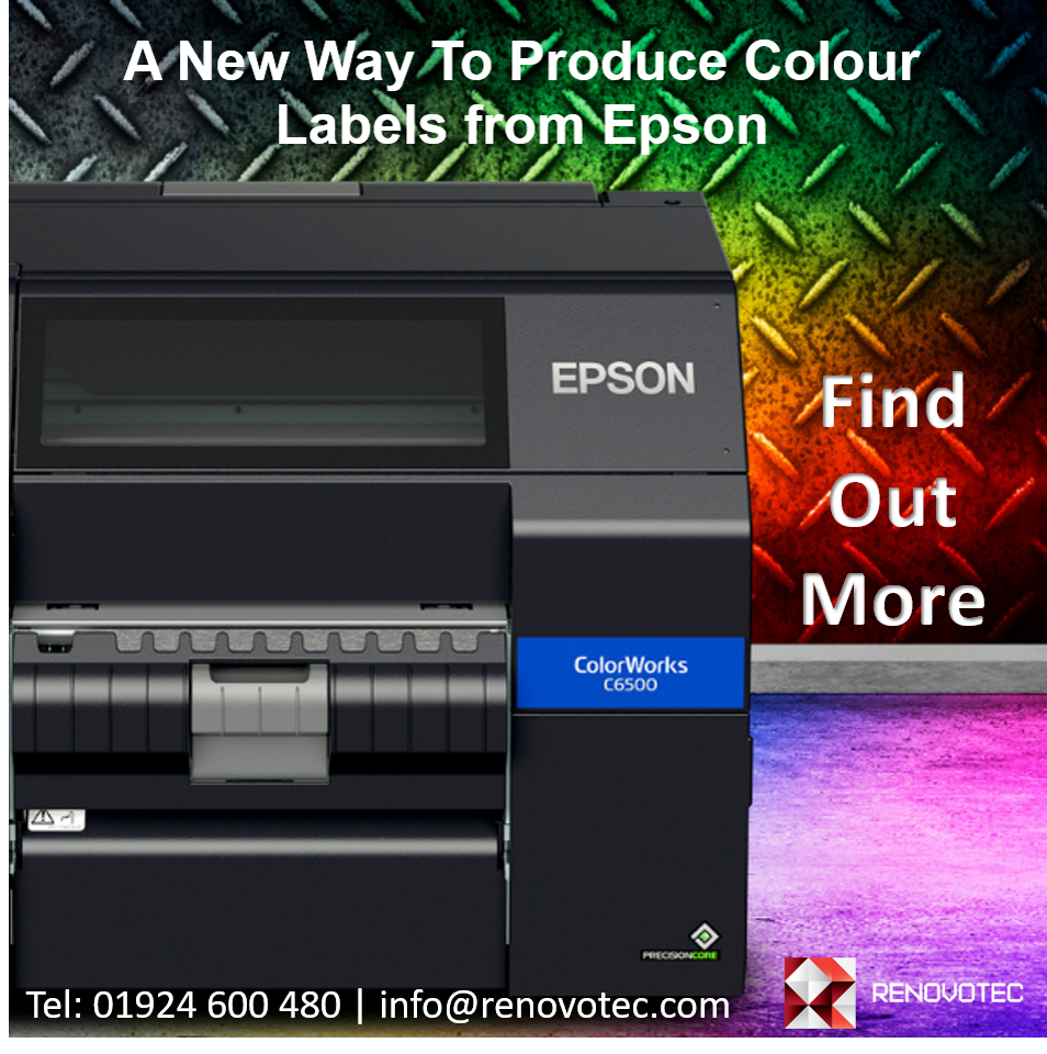 Introducing The Epson Colorworks C6000 & C6500 Series